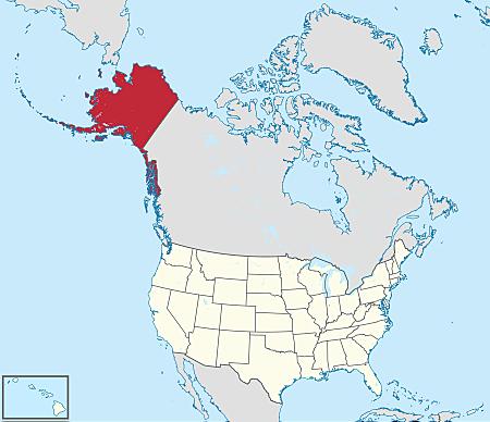 В 1830 году прибывает на Аляску