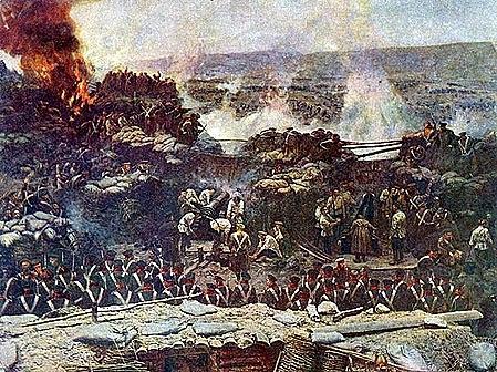 В связи с началом Крымской войны возвращается из отставки на службу и 8 сентября 1854 года назначается директором Гидрографического департамента