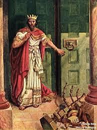 Ahaz Becomes King in Judah