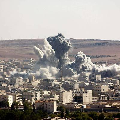 арабско-израильский конфликт timeline