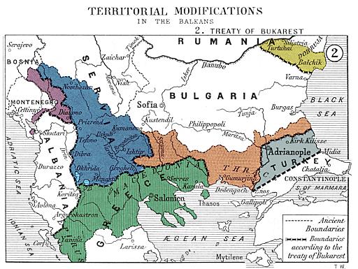 Tractat de Bucarest