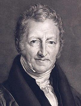 Malthus - Demografía
