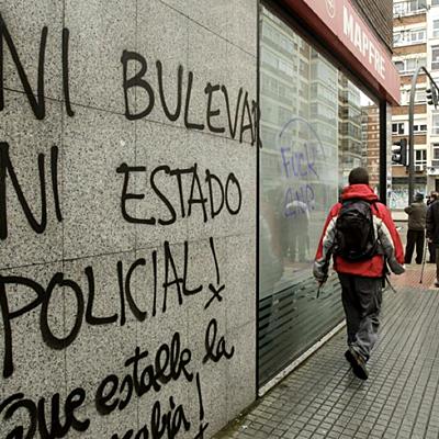 Conflicto en El Barrio obrero Gamonal timeline