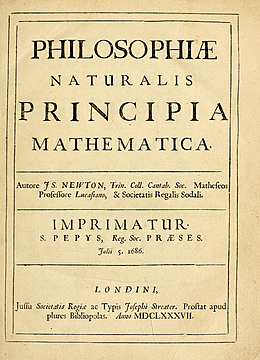 Lleis del moviment de Newton - Isaac Newton