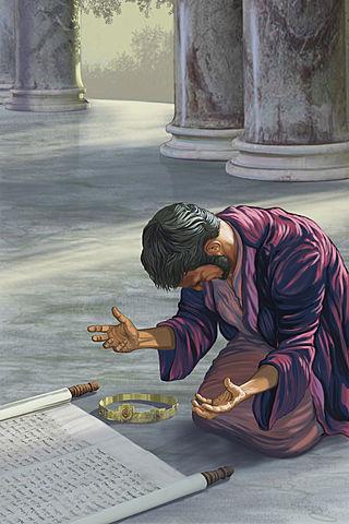 Hezekiah becomes king of Judah
