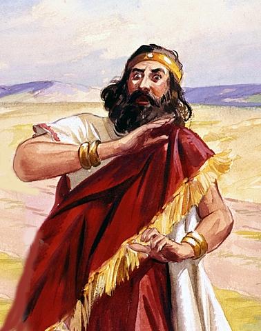 Amon becomes king of Judah