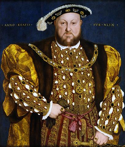 Església Anglicana - Enric VIII