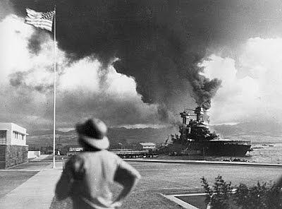 EUA declara guerra ao império japonês.