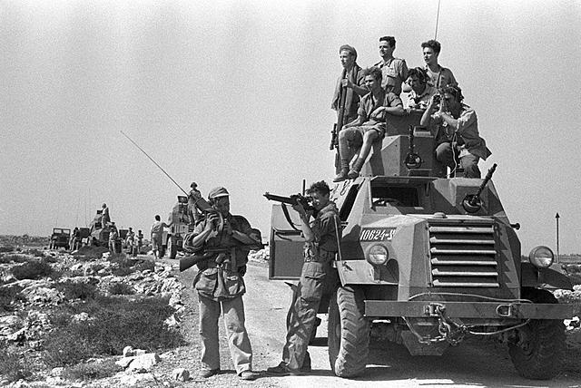 сформирована Армия обороны Израиля ЦАХАЛ