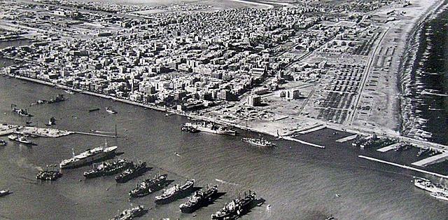 Национализация Суэцкого канала Египтом