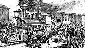 Railway Strikes of 1877