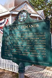 Ocala Demands