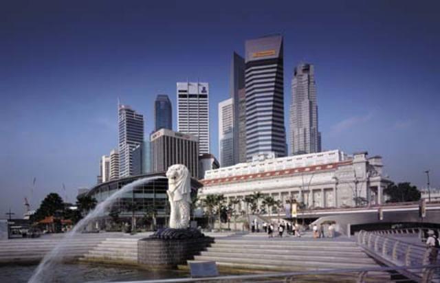 singapore trip april