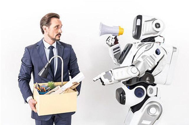 Tendencias Mundiales. Robots amenazan empleos
