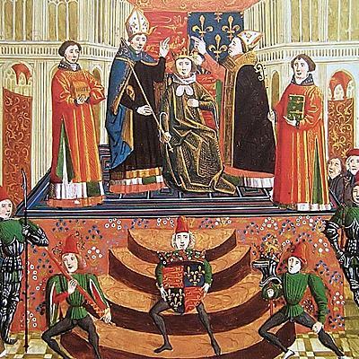 Civilizaciones Edad Media timeline