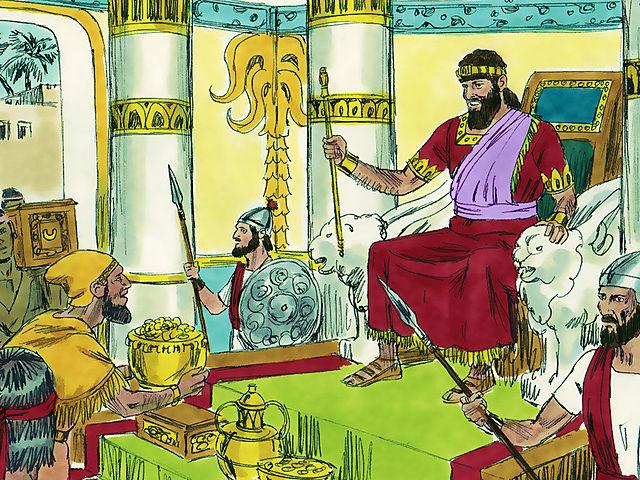 Manasseh Becomes King in Judah