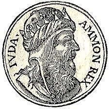 Amon Becomes King in Judah