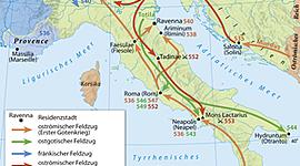 "Die ""Völkerwanderung"" timeline"