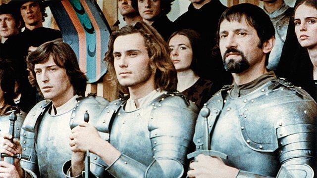 «Ланселот Озёрный» / реж.Брессон
