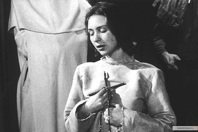 «Процесс Жанны Д'Арк» / реж. Брессон