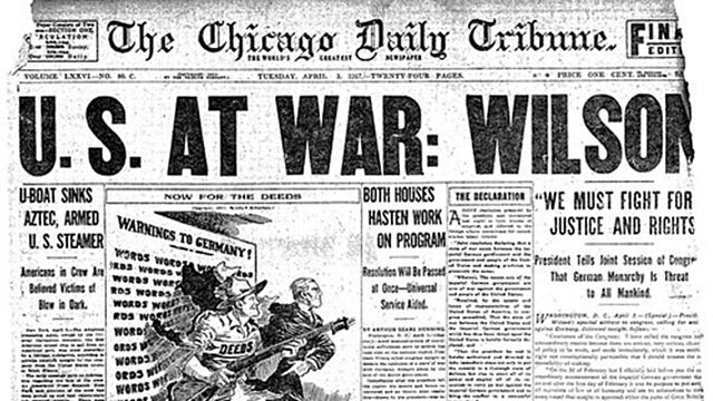 US Declaration of War