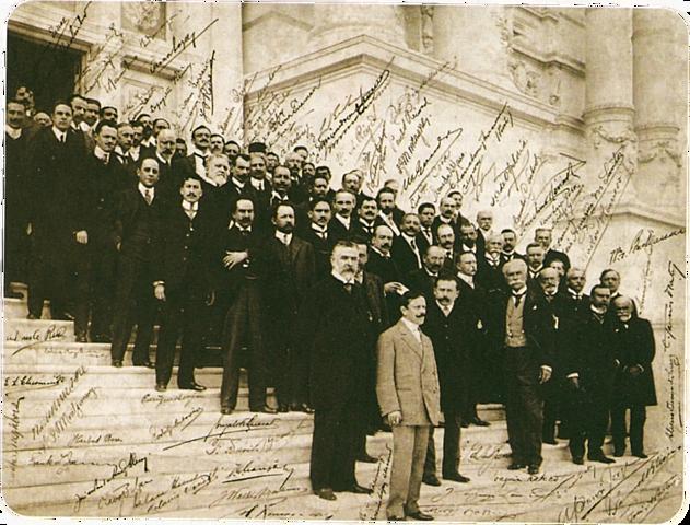 Pan-American Conferences