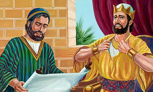 Josiah becomes king of Judah