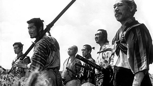 «Семь самураев» / реж. Куросава
