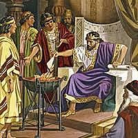 Jehoiakim becomes king of Judah