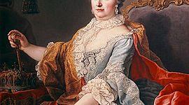 Mária Terézia timeline