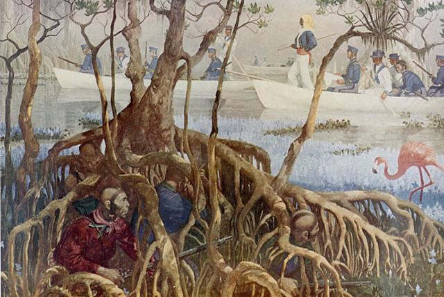 Seminole War Begins
