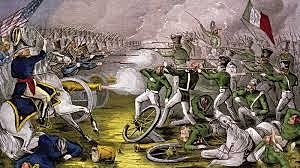 End of Mexican-American War