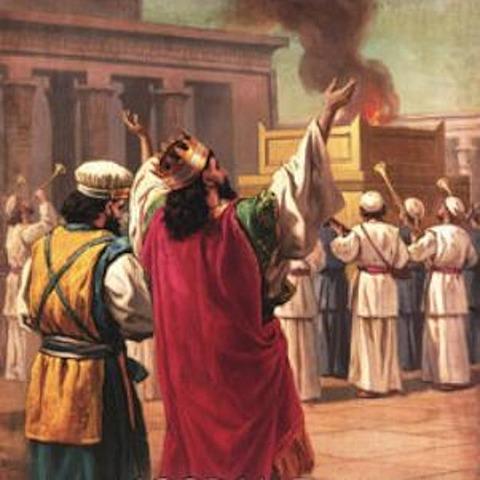 Hezakiah Cleanses the temple