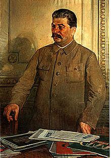 La union Sovietica, la dictadura estalinista