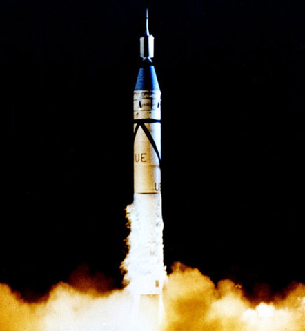 First United States Satellite