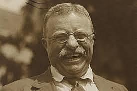 Teddy Roosevelt is President