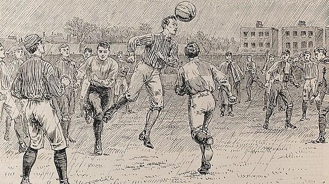 Pasos para el Futbol moderno