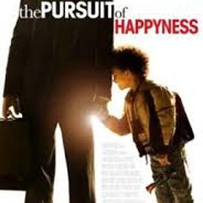 """Movie Timeline """"the pursuit of happiness"""""""