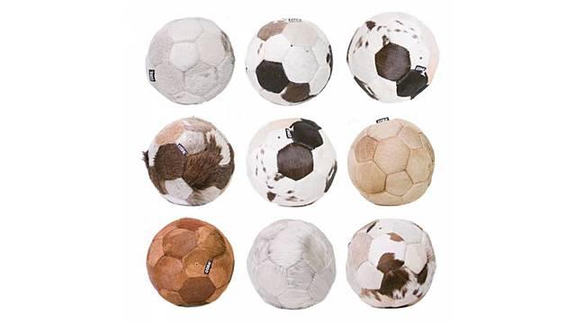 Progreso de los balones de Futbol