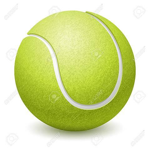 Pelota de tenis en la actualidad
