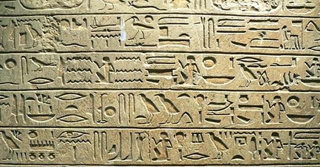 primeros documentos jeroglíficos