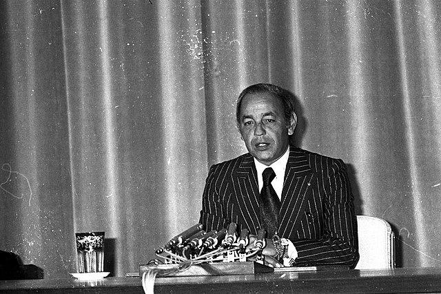 Hassan II.aren hitzaldia