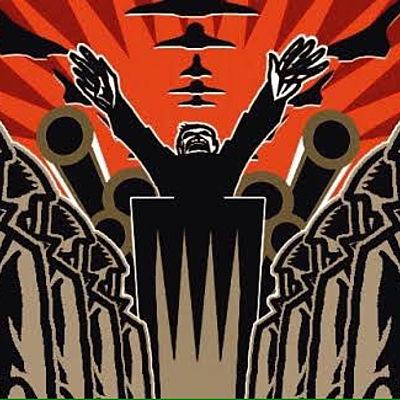 Esdeveniments relacionats amb els règims totalitaris [Itàlia, Alemanya i la URSS] timeline