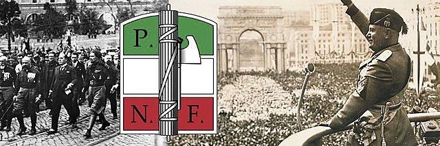 Fundació del Partit Nacional Feixista (PNF), 1921, Itàlia