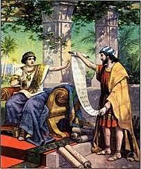 Josiah Becomes King in Judah