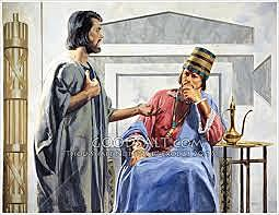 Zedekiah reigns