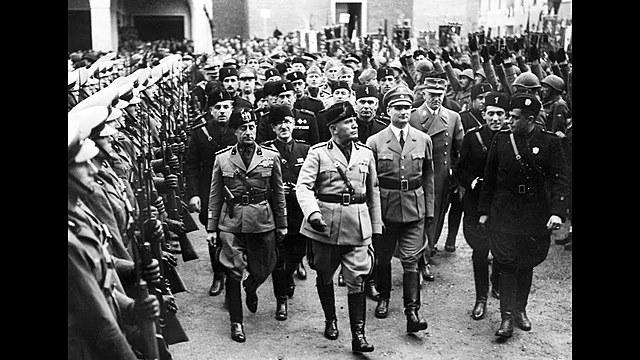 La instauració de la dictadura feixista, 1925, Itàlia