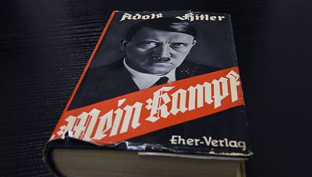 La publicació de Mein Kampf, 1925, Alemanya