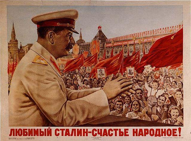 Stalin puja al poder, 1929, URSS