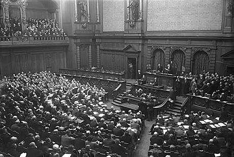 Eleccions parlamentàries del 1930, Alemanya